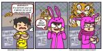 Zoo! Part 6 - Prey for Good Weather by funymony