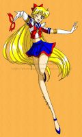 Sailor V by PhiMouse