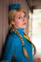 Cammy Cosplay Ikuy 1 by TheUnbeholden