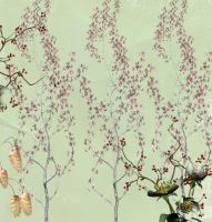 Vintage Wallpaper by DeirdreMariePowell