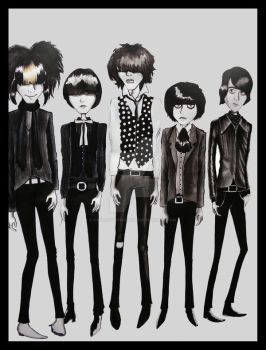 The Horrors by OurLady-OfSorrows