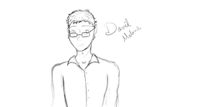 David Malone by KikiHeartsHatter