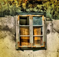 Old Window by danijel-ri