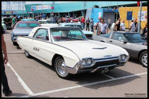 1963 Ford Thunderbird by compaan-art