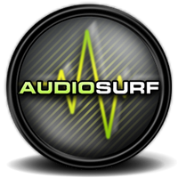 Audiosurf round icon by Grubah