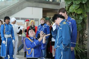 Fullmetal Alchemist: Not Again - Fanime 2012 by AtomicBrownie