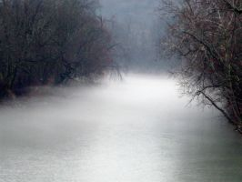 Water and Mist by GlassHouse-1