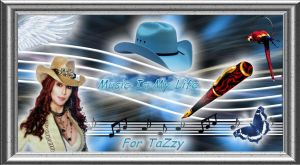 Music Is My Life For TaZzy by Lord-Xeen