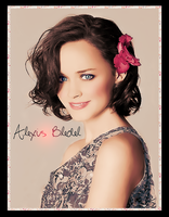 alexis bledel by lorepocket