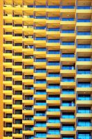 Balconies Illusion by bee-eye