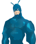 The Tick by rogueXunited