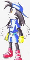 Merry Christmas Klonoa by Ghost-of-Shoichi