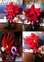 custom Hyper Perfect Nazo figure by HyperShadow92