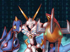 Omnimon Teaser by DrBrainMonsters