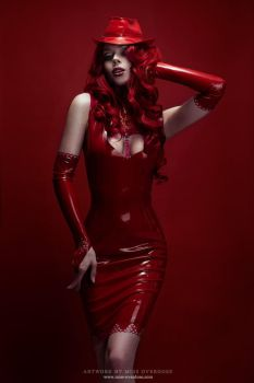 Red Hot Rabbit by Ophelia-Overdose