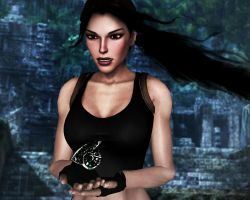 Lara_Croft_Ghalali_Key by ivedada