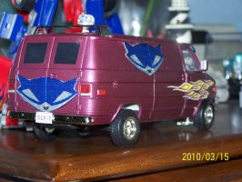 Sly1 Chevy Van complete3 by coonk9