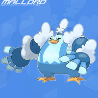 009 Mallord by SteveO126