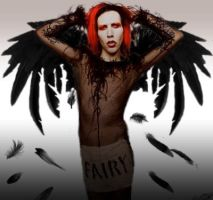 Marilyn Manson is Jesus by RobDulga
