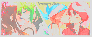 Pokemon Love by LyraMondlicht
