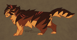 Tigerstar by Feyrah