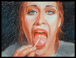 Fiona Apple by mitsh