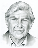 Andy Griffith by gregchapin