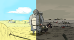 Peace vs. War(Valiant Hearts) by FrostVooDoo