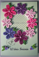 Quilling - card 74 by Eti-chan