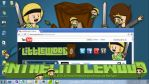 InTheLittleWood Shimeji Ver 1.2 by Scarlet-Asura-Fox
