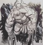 Sketch a day - Raph by spacehater