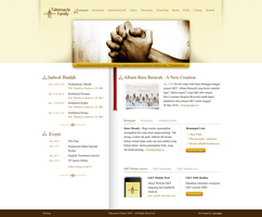 Tabernakel Church Website by mcsiswanto