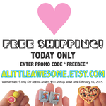 FREE SHIPPING TODAY ONLY! by MotherMayIjewelry