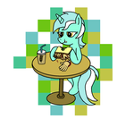 Lyra sammich by Blagzdeath