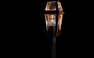 C4D - Streetlight 2 by Warmo161
