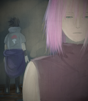 Sasusaku~ I trust him by naruto3119