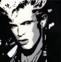 Billy Idol by TOXICSTILLS