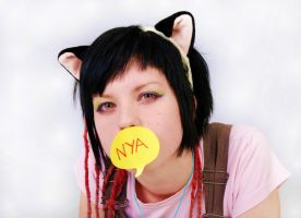 Nya. by memersonphotographic