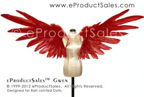eProductSales GWEN BJD Wings by eProductSales