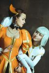 Last Exile. Anatoray empress and Guild prince by Odango-datte
