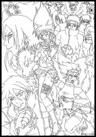 Naruto fan fiction by deviart4ever