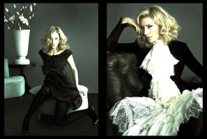 Cate Blanchett by coma-wh1te