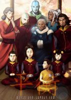 Air Nation - Legend Of Korra: Balance by MeTaa
