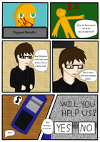 Intro Page 1 by gamerpainter