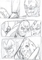 Jason Vs Vegeta by RoSohryu