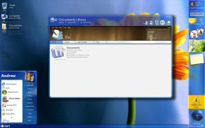 Windows 7 MX1 by aesmon11