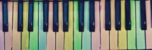 Rainbow Keys by Just-A-DreamerXo