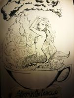 storm in the teacup by willwoosharon