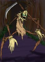 fiddlesticks by Skruffey