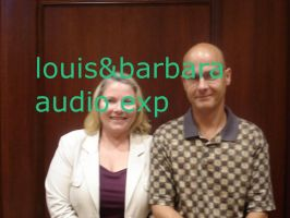 louis and barbara by barefootgen